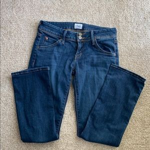 Hudson Baby Boot Cropped Jeans